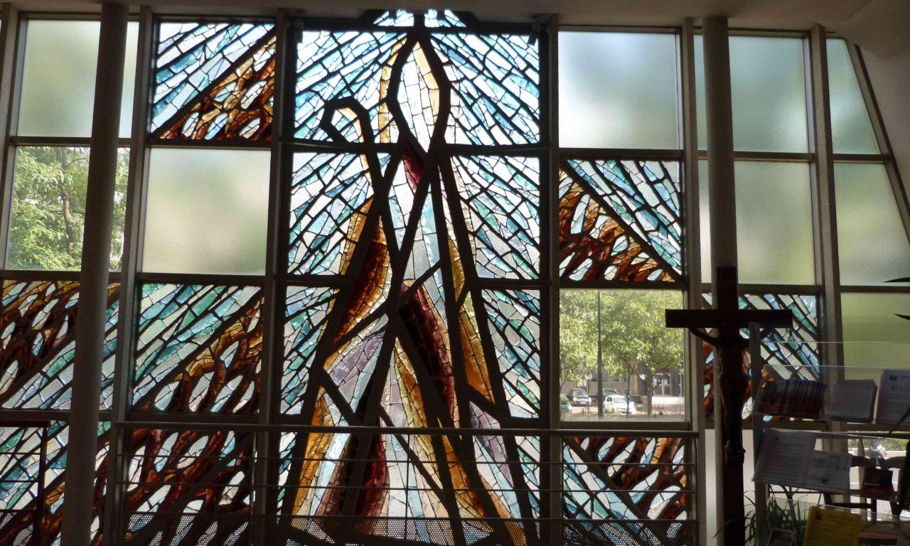 Paris (13 ème),  église Saint-Marcel